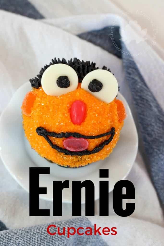 Sesame-Street-Ernie-Cupcakes