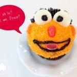 sesame street ernie cupcakes