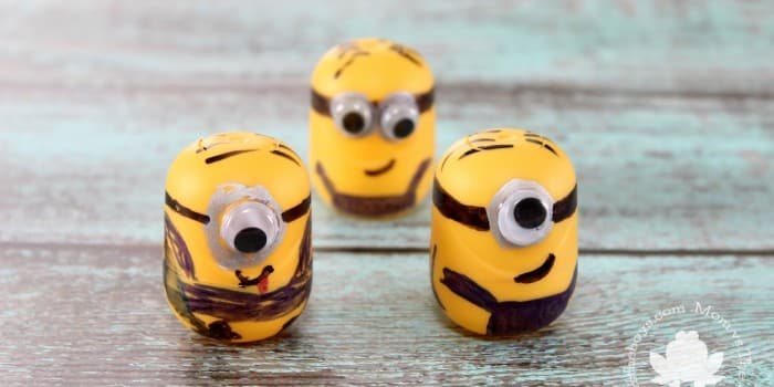 Kinder Minion Craft