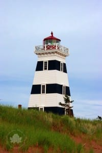 west point lighthouse PEI pm