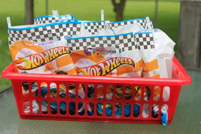 Hot Wheels Loot Bags