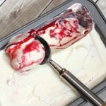 Jell-O Swirl Ice Cream