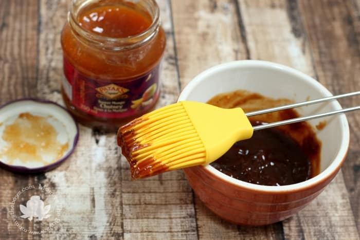 Sweet Mango Barbecue Sauce