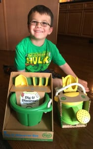 Green Toys are FUN toys! {Giveaway}