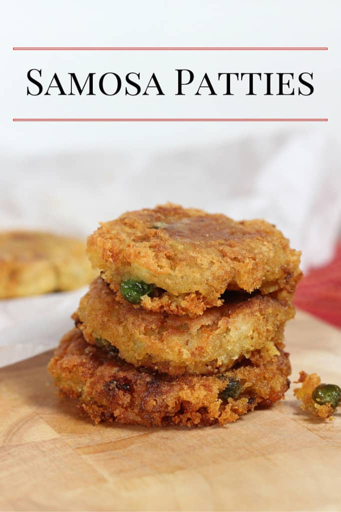 Samosa Patties - Mom vs the Boys