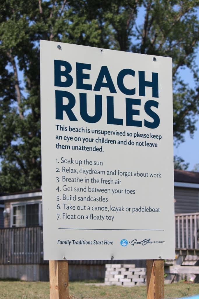 beach rules700