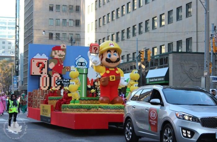 Mario - Santa Claus Parade