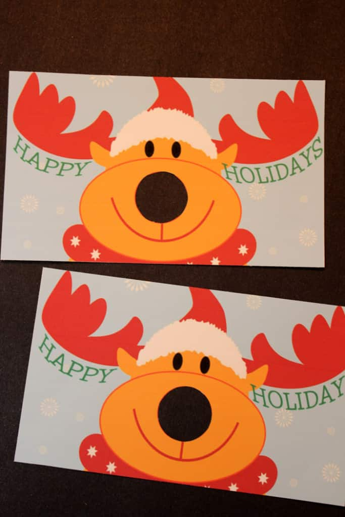 eos rudolph printable card cut 700