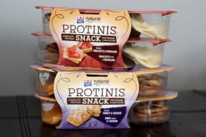 PROTINIS' Makes Snacking on the Go a Breeze {Giveaway}