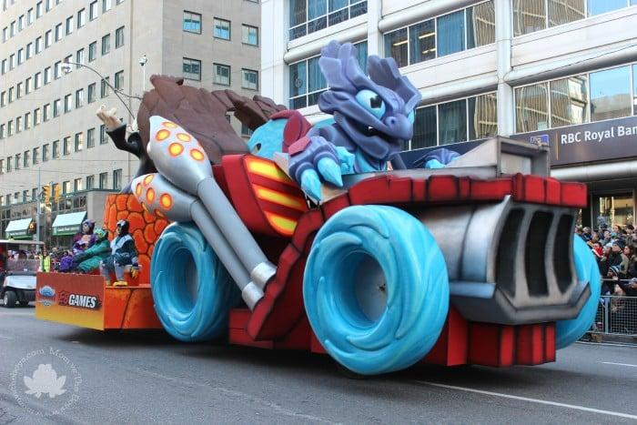 skylanders-toronto-parade