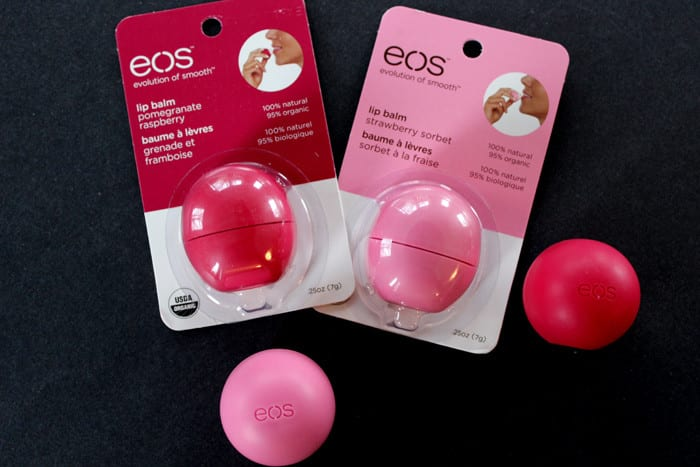 eos flavours