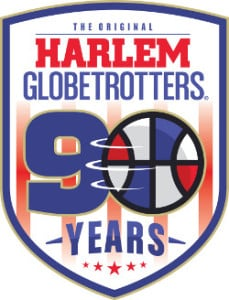 The Harlem Globetrotters Celebrate 90 Years! {Giveaway}