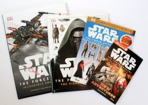 Books for Star Wars The Force Awakens Fans