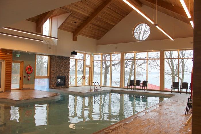 Viamede Resort, Pool