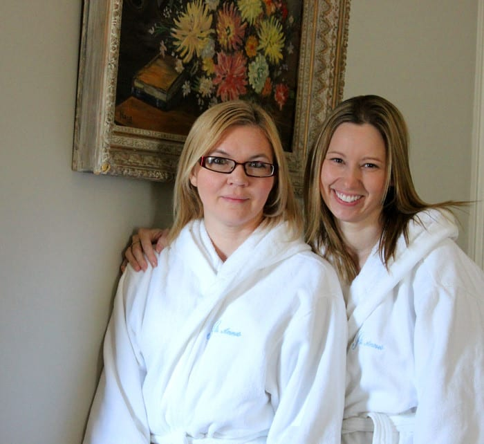 Ste Anne's Spa - Girlfriend Getaway