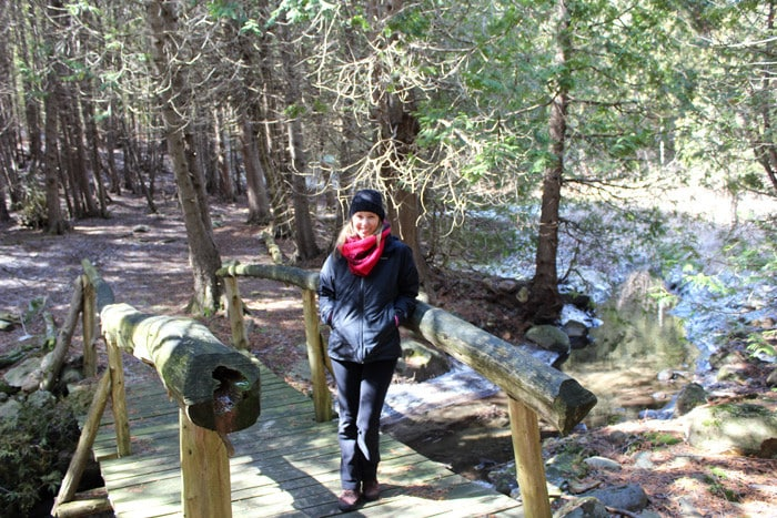 Ste. Anne's Spa Walking Trails