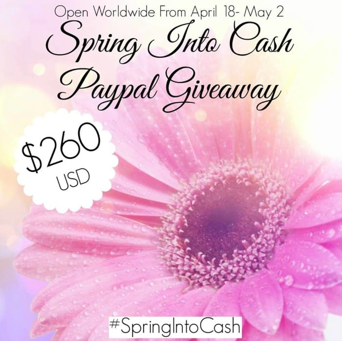 spring into cash square