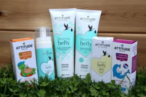 The Booming Belly Collection from ATTITUDE {Giveaway}