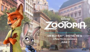 Zootopia is ready to come home!