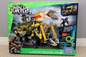TMNT Out of the Shadows Battle Truck