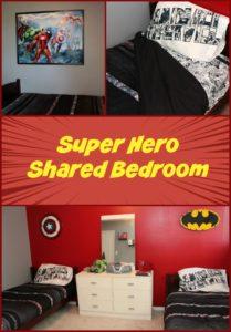 Super Herp Shared Bedroom - Mom vs the Boys