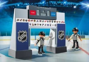 NHL Score Clock from Playmobil
