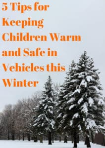 5 Tips for Protecting Your Most Precious Cargo this Winter