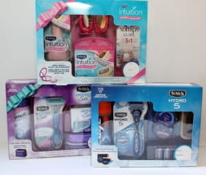 Schick Holiday Gift Packs {Giveaway}