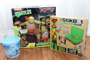 Toys for Boys and One Amazing Product for Mom!