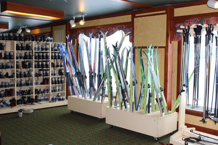 Fern Resort Ski Shop