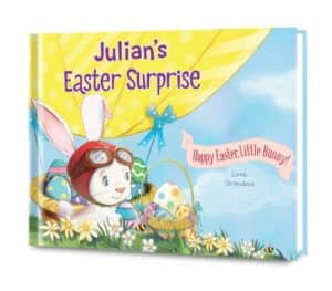 Easter Stories That Put Your Child In The Book