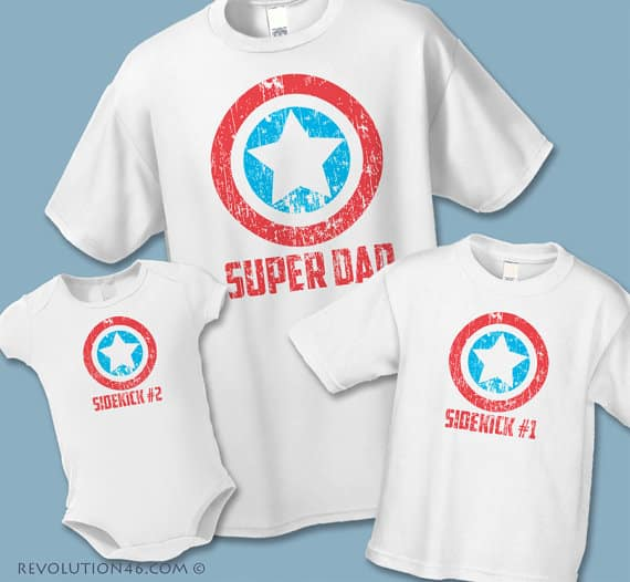 father and son shirts