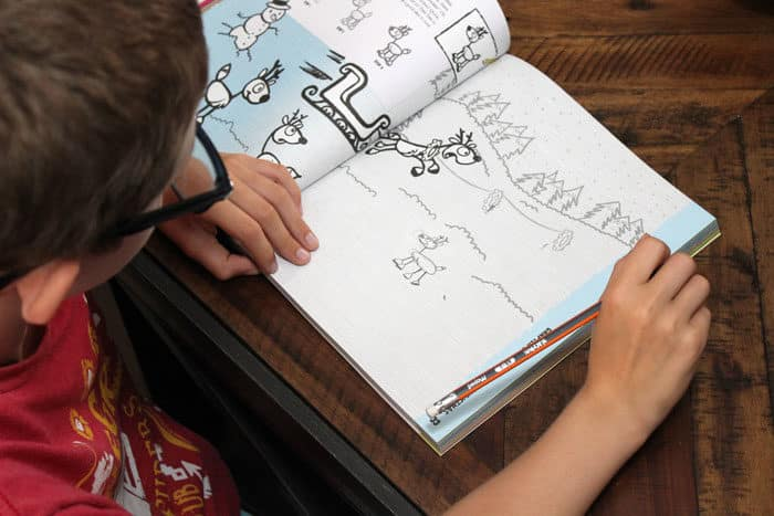 activity books for boys