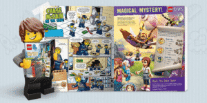 Get a LEGO Magazine Subscription for FREE!