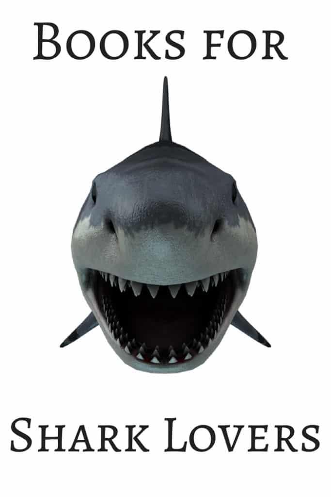 Books for Shark Lovers - Mom vs the Boys