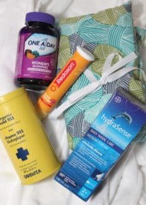 Cold and Flu Survival {Giveaway}