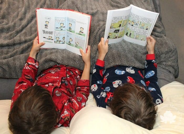raising readers with Big Nate