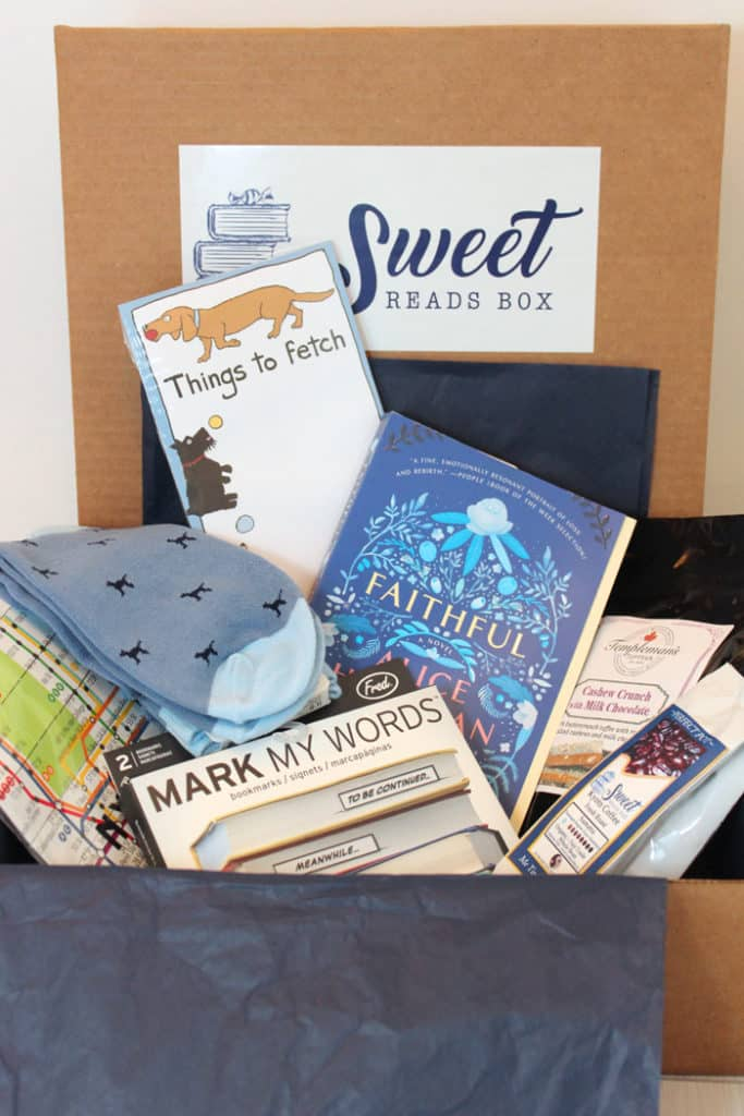 Sweet Reads Box October