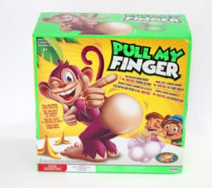 Let's Play,Pull My Finger!