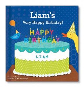 I See Me! Personalized Birthday Books {Giveaway}