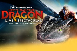 How To Train Your Dragon Live with Discount and Giveaway!