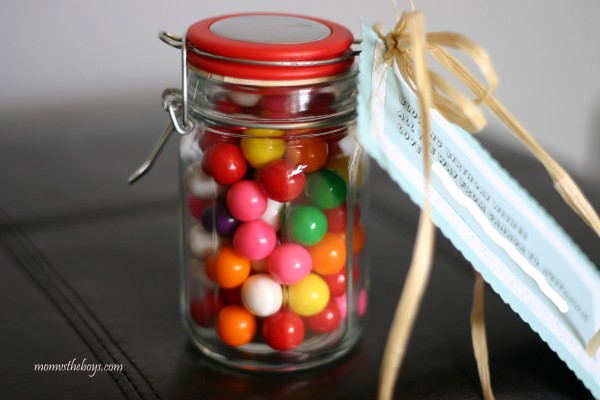 bubblegum gift idea