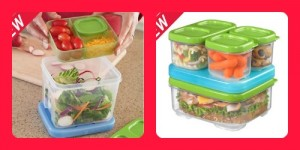 Back to School Giveaways with Rubbermaid and Master Lock!