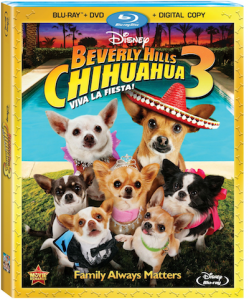 Beverly Hills Chihuahua on Blu-ray this Week!