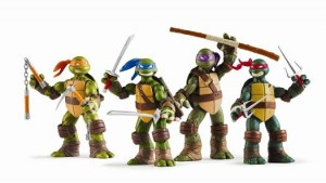 Teenage Mutant Ninja Turtles are Back! {Giveaway}