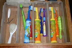 Bathroom Reorganizing Tips