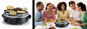 Crock-Pot Triple Dipper Makes Holiday Entertaining Easy!