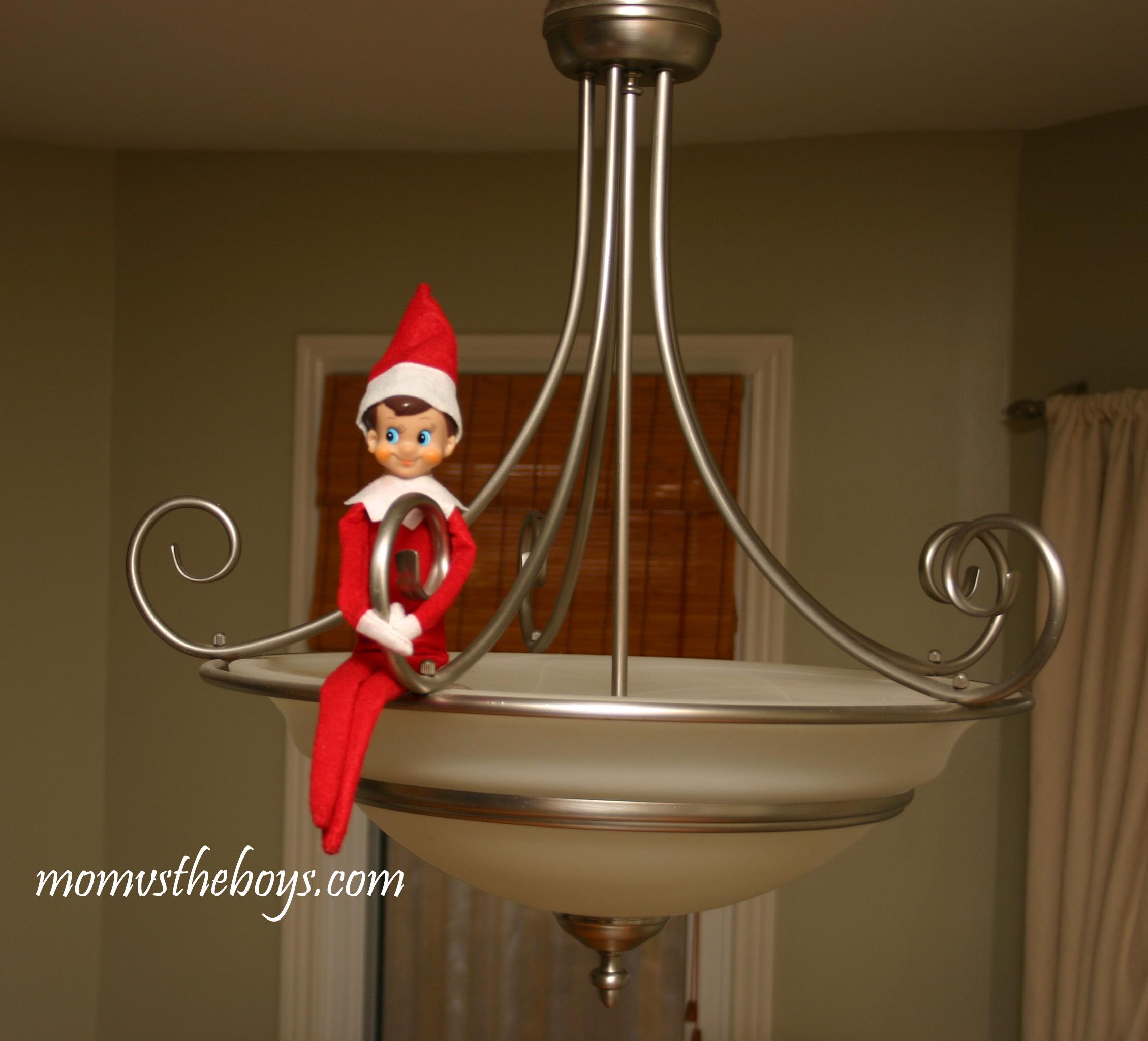Best Hiding Spots Whiteout: Elf On The Shelf Hiding Spots