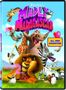 Celebrate Valentine's Day with Madly Madagascar!