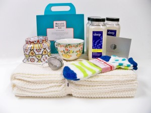#Win a Cold Survival Kit from Kleenex valued at $300!